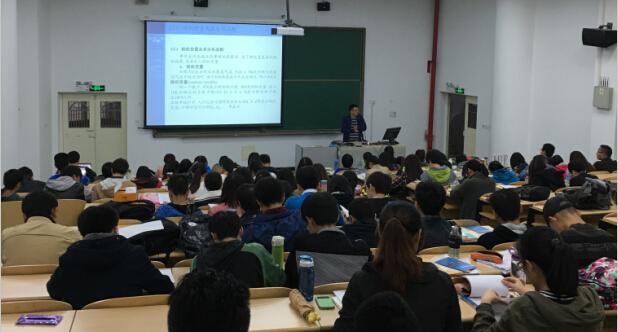 CDA校园行_首都师范大学站!