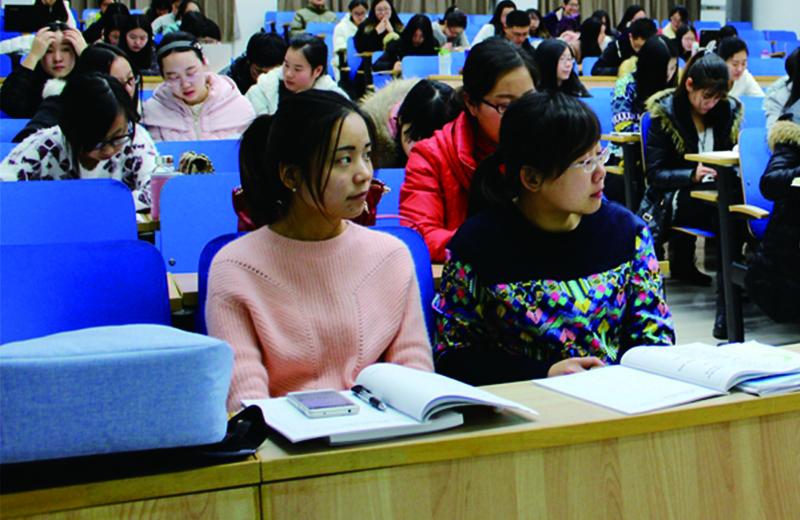 CDA校园巡讲走进北京工商大学