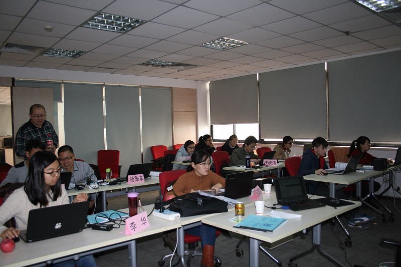 CDA Level II—R语言西安顺利结课啦!