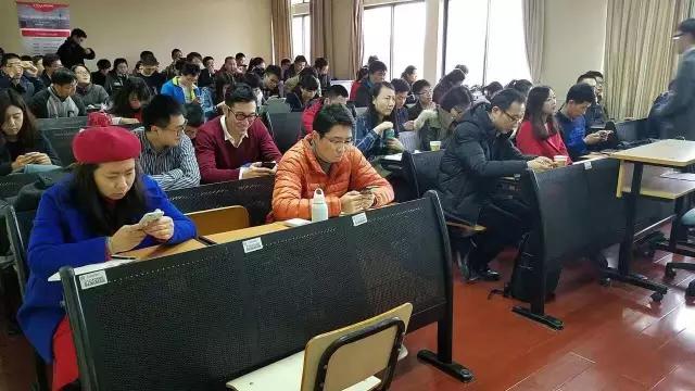 CDA在上海!「数据分析案例精选沙龙」圆满成功
