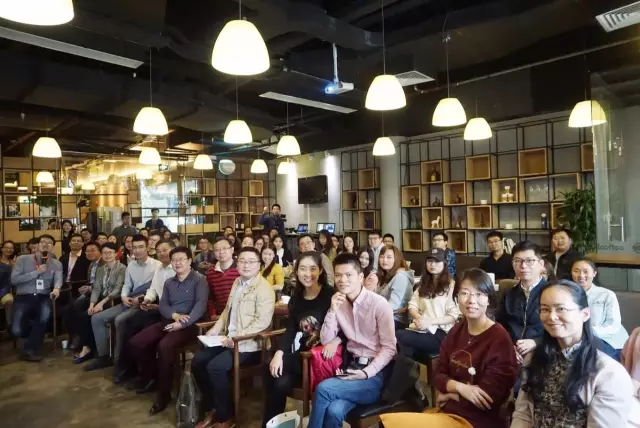 CDA深圳持证人活动圆满成功!