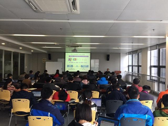内训丨中国移动游戏基地-咪咕互娱数据挖掘培训顺利进行