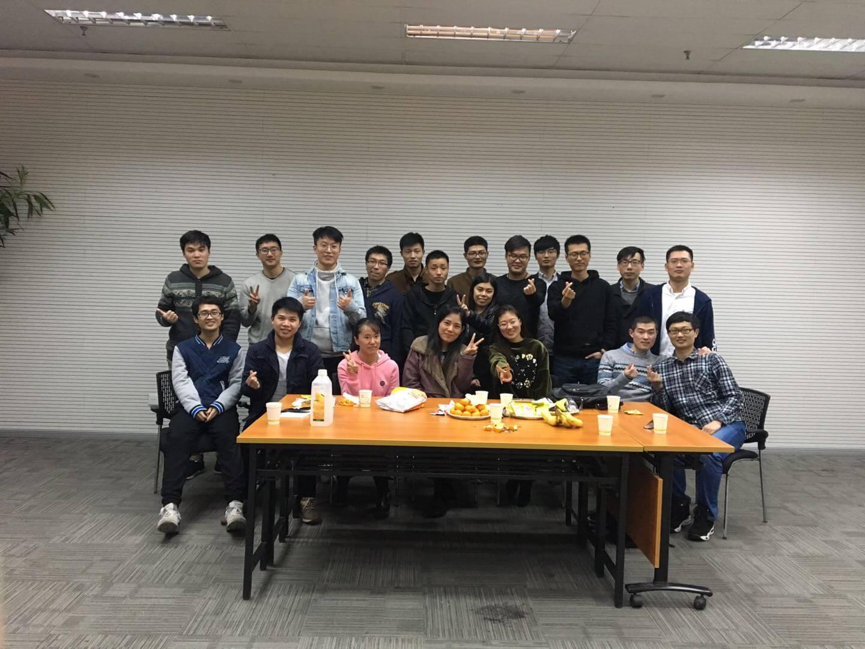 CDA上海老学员聚会