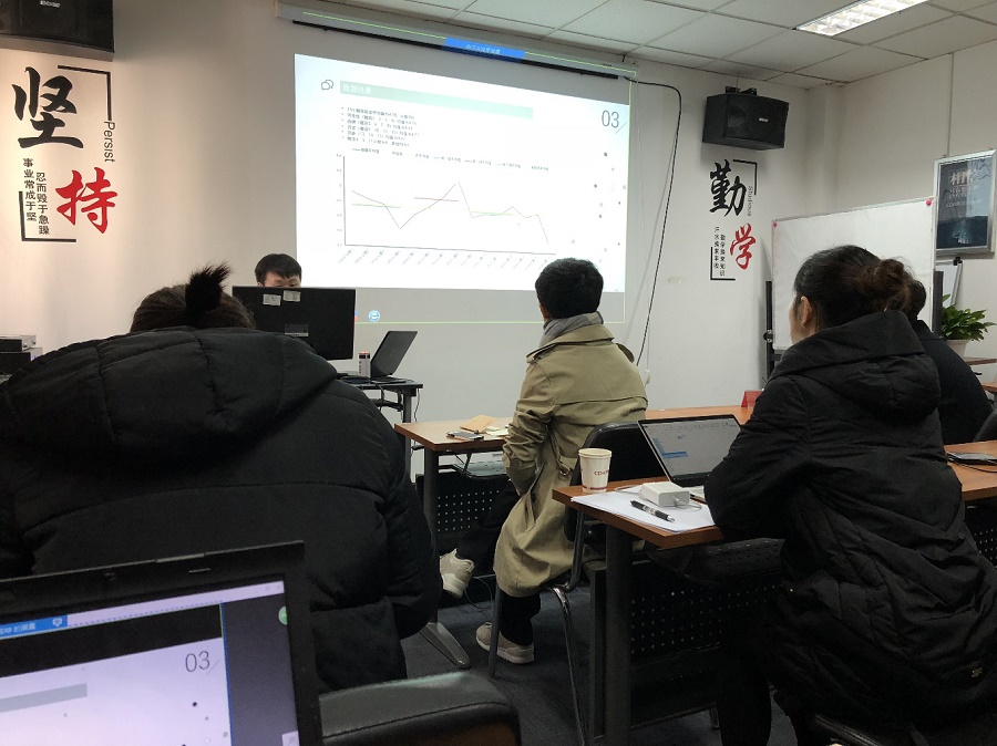 CDA第一期周末集训SPSS班中期答辩总结