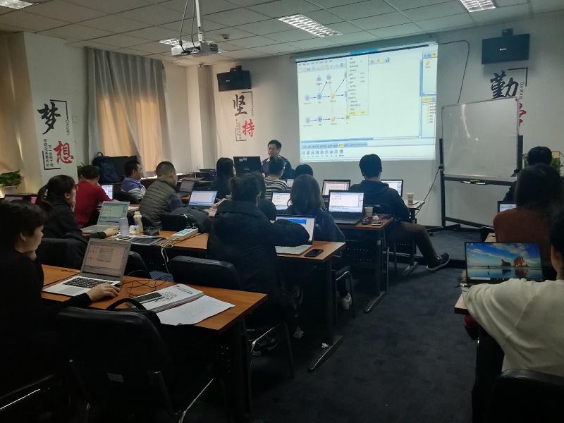 CDA Level II modeler专题第七期顺利结课
