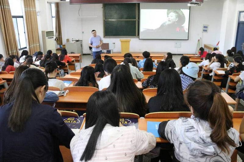 CDA全国宣讲会洛阳师范学院场圆满结束