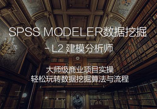 建模分析师-Modeler方向