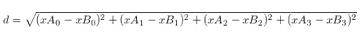 python 实例简述 k-近邻算法的基本原理