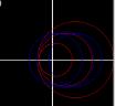 python+pillow绘制矩阵盖尔圆简单实例