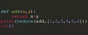 Python中你应该知道的一些内置函数