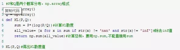 浅谈KL散度(相对熵)在用户画像中的应用