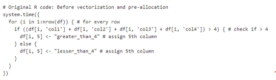 提升R语言运算效率的11个实用方法