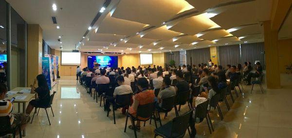 大数据企业开放日在软件园顺利举行!