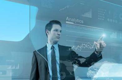 信息的大数据已成为未来企业竞争致胜的关键