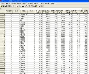 利用SPSS检验数据是否符合正态分布