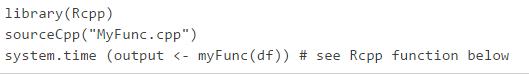 提升R代码运算效率的11个实用方法