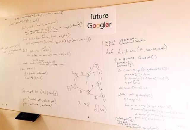 谷歌求职记:我花了八个月准备谷歌面试