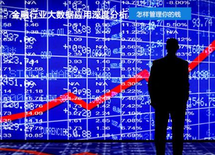 怎样管理你的钱 金融行业大数据应用深度分析