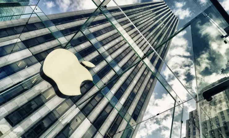 苹果花 2 亿美元收购了一家人工智能企业,要把数据变废为宝?