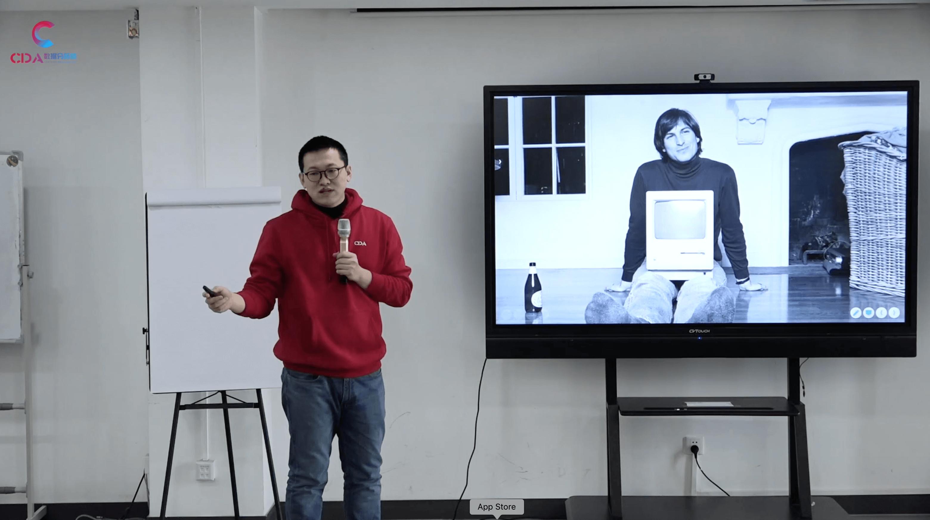 CDA公开课  《 解读独角兽公司人工智能算法及数据驱动增长》北京完美落幕