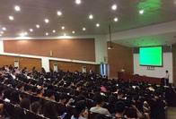 CDA数据分析师·肇庆学院——2018华南区院校讲座圆满成功