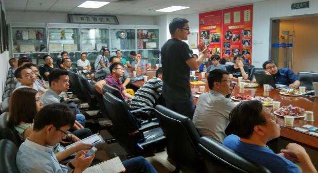 Python沙龙深度交流会-第二十期CDA俱乐部活动
