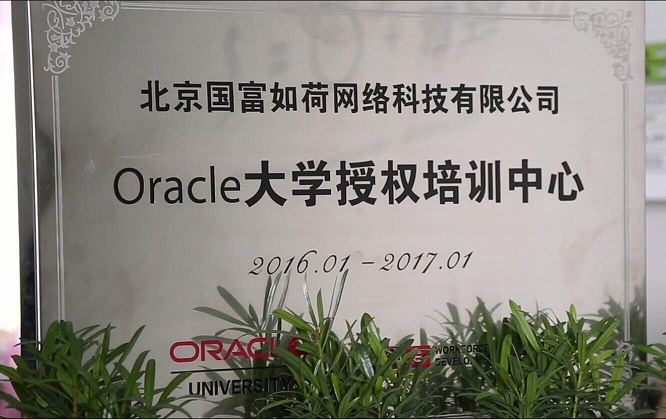 CDA-Oracle联合双认证——大数据核心技术课程认证证书发放!