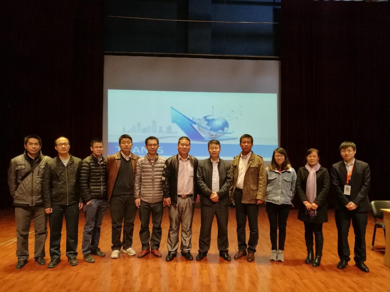 建设海洋强国,就靠航海学院 —CDA数据分析师走进广州航海学院