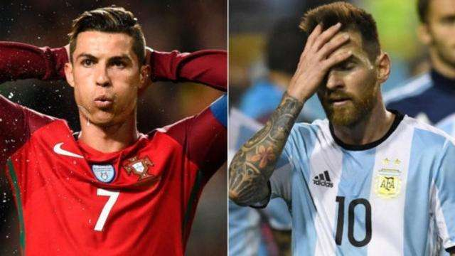 """2018世界杯数据分析: 梅西, 在球场上""""散步""""的前锋"""