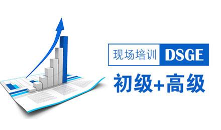 从零基础掌握DSGE模型_新增金融加速器,货币,财政政策