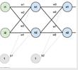 深度学习:神经网络中的前向传播和反向传播算法推导