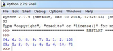 Python编程实现生成特定范围内不重复多个随机数的2种方法