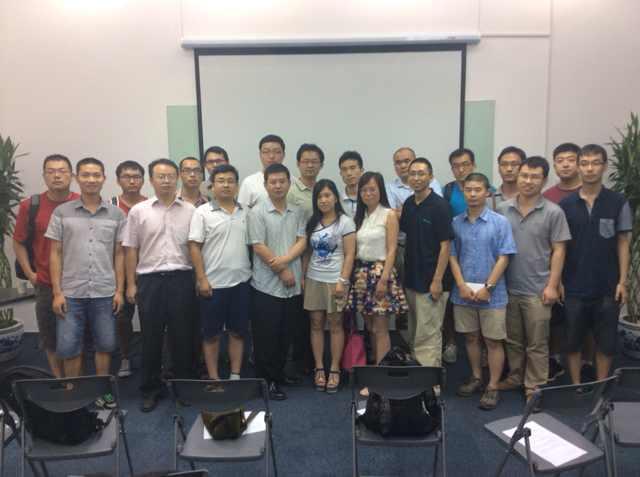 CDMC(中国数据分析与数据挖掘俱乐部)7.26北京聚会回顾