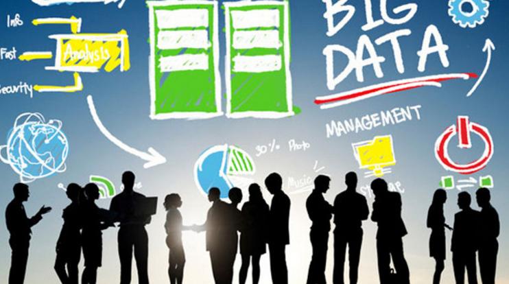 企业要想用大数据抓住商机 需要发散思维