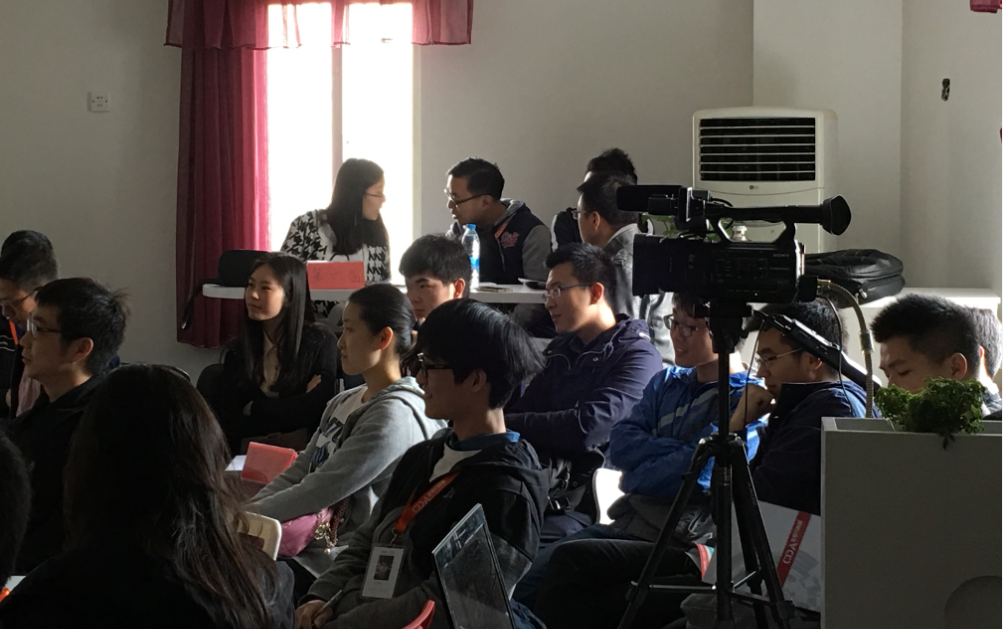 CDA数据科学家训练营第一期开营仪式