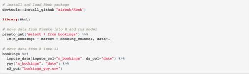 解密Airbnb的数据科学部门如何使用R语言
