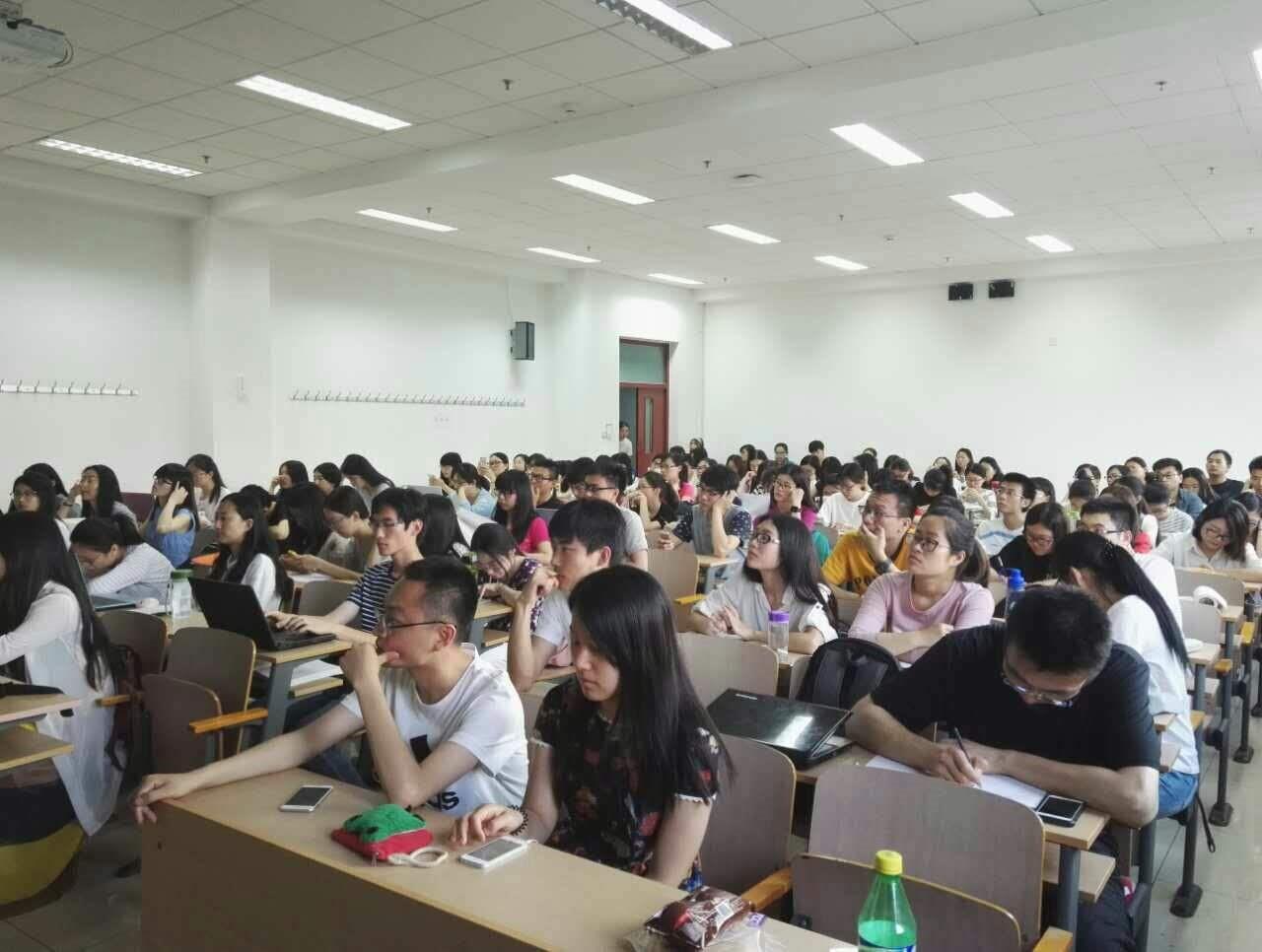 校企联合:CDA数据分析师走进首经贸