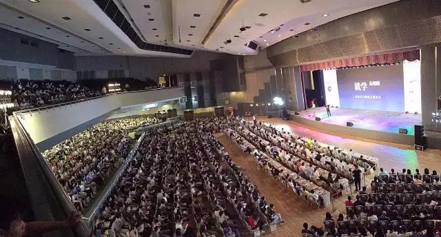 3000+人齐聚CDAS 2016,这次大数据盛会聊了什么?