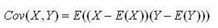 详解协方差与协方差矩阵_协方差矩阵的意义