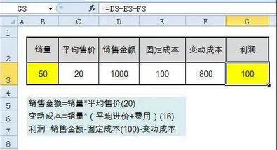 Excel好用又被人忽视的功能:单变量求解