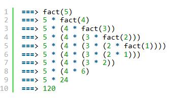 讲解Python中的递归函数