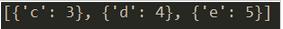 Python 两个列表的差集、并集和交集实现代码