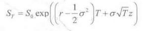 Python金融大数据分析-蒙特卡洛仿真