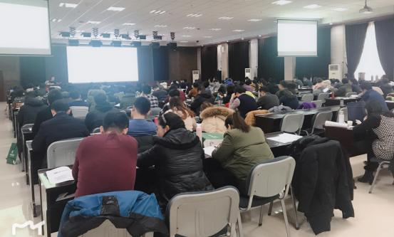 CDA数据分析研究院再次走进中国邮政集团——数据营销实战内训