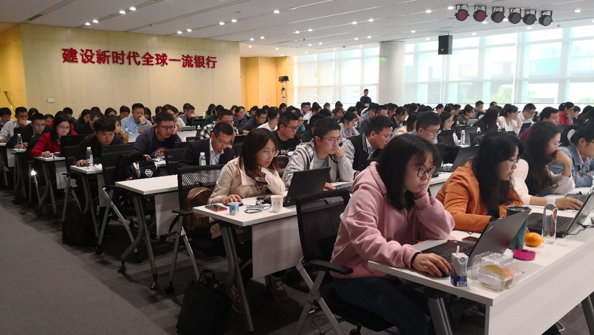 内训 | 中国银行苏州分行数据分析师内训圆满收官