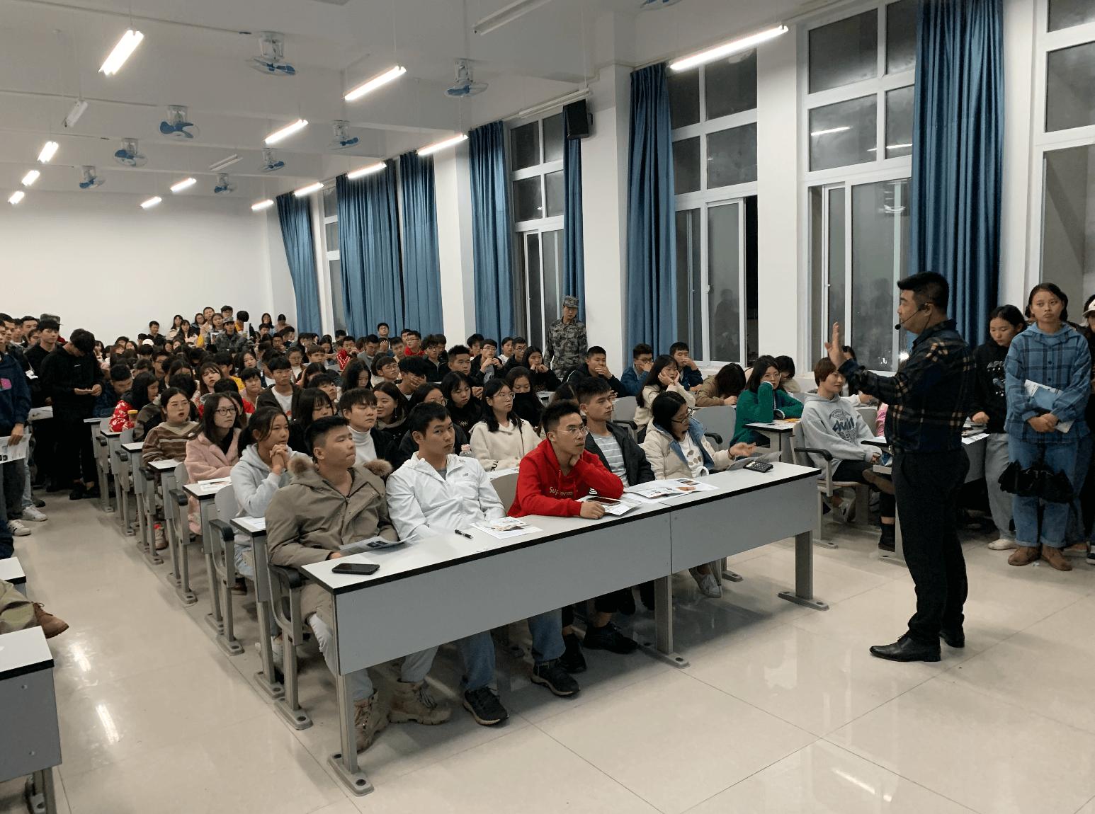 校园宣讲 | CDA走进眉山天府新区信息技术学院