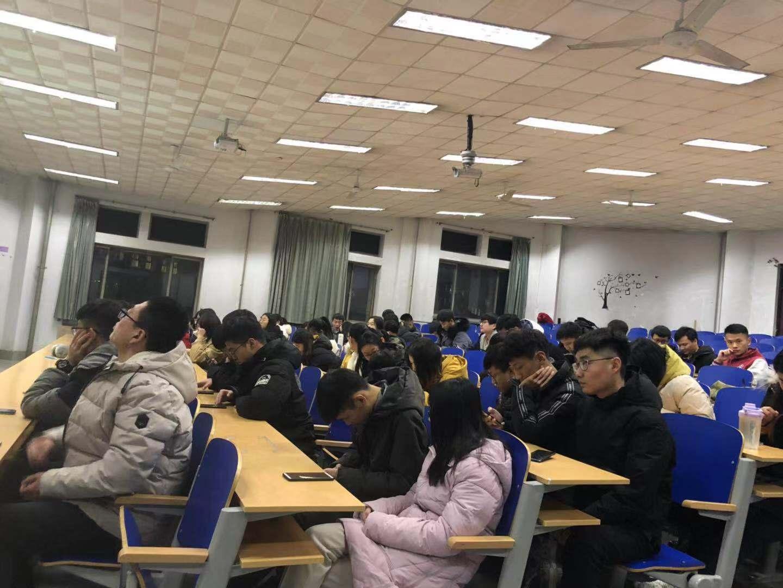 校园宣讲 | CDA走进山东理工大学管理学院