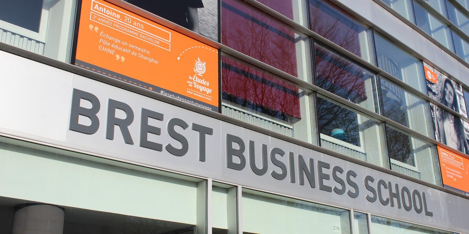 CDA携法国布雷斯特商学院迈向国际市场