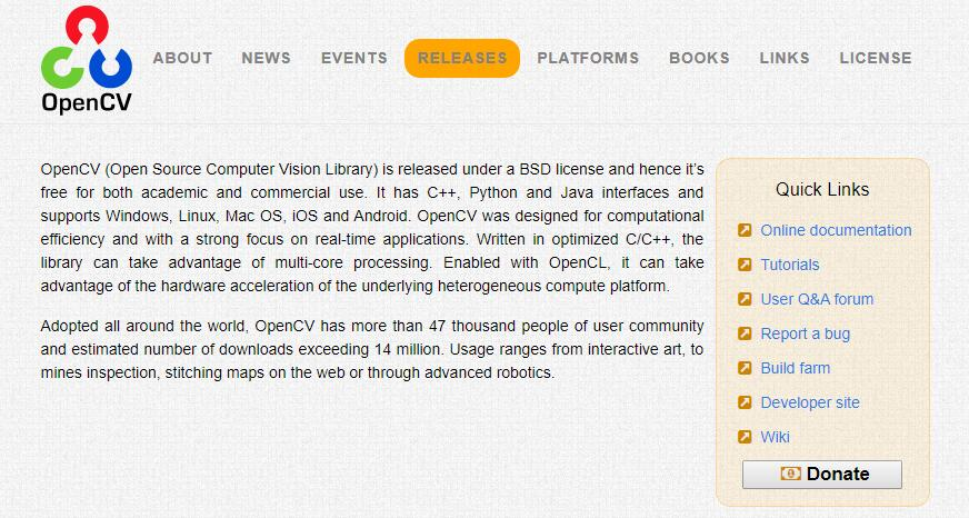教你用OpenCV简单快速实现图片的批量裁剪
